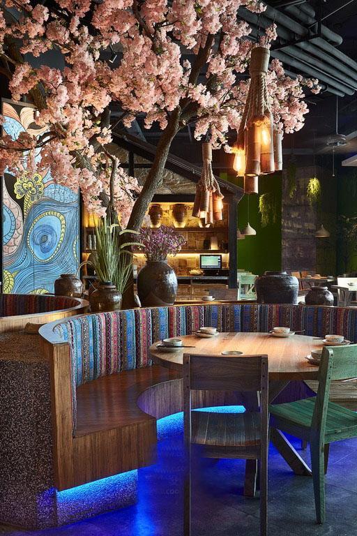 上海米桃餐厅室内实景图-上海米桃餐厅第3张图片