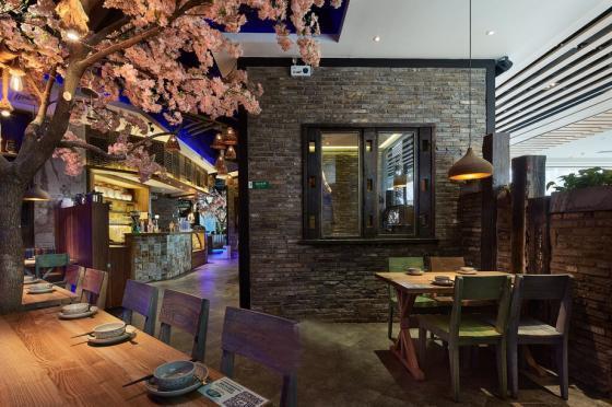 上海米桃餐厅室内实景图-上海米桃餐厅第2张图片