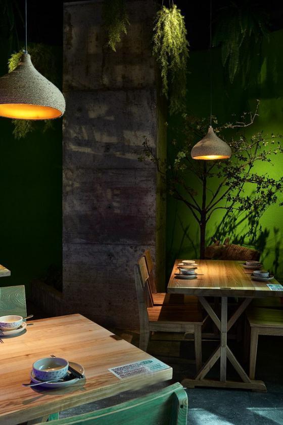 上海米桃餐厅室内实景图-上海米桃餐厅第4张图片
