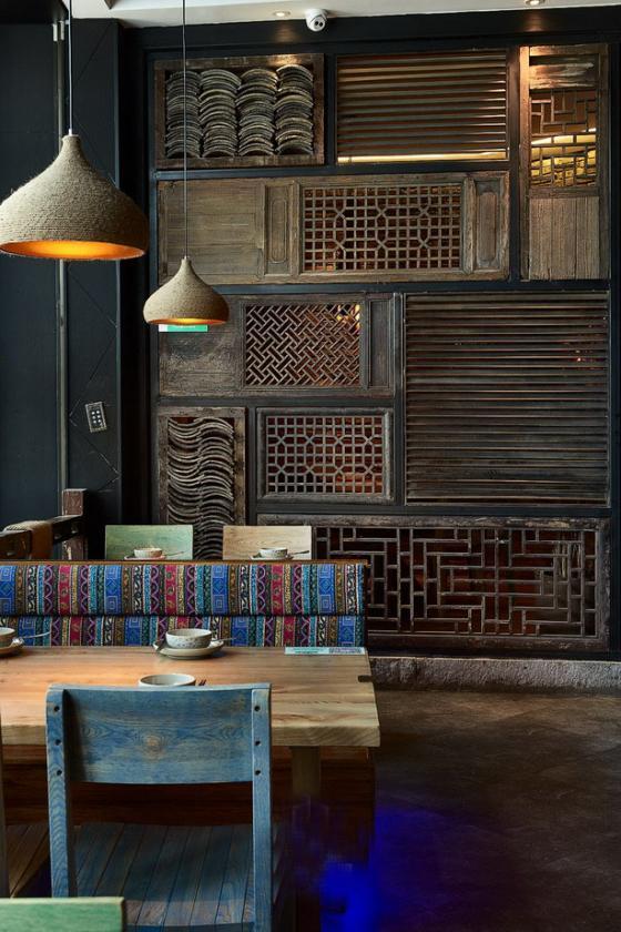 上海米桃餐厅室内实景图-上海米桃餐厅第5张图片