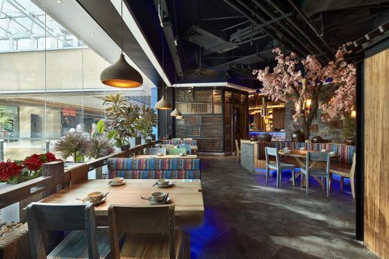 上海米桃餐厅室内实景图-上海米桃餐厅第6张图片