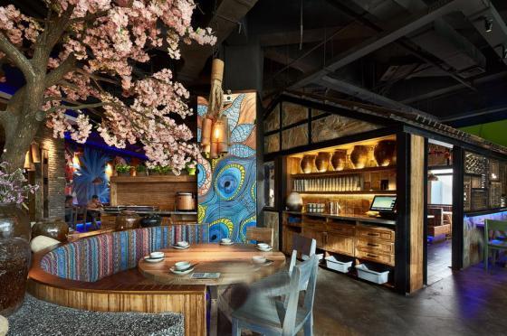 上海米桃餐厅室内实景图-上海米桃餐厅第7张图片