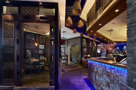 上海米桃餐厅室内实景图-上海米桃餐厅第10张图片
