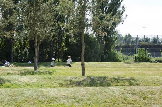 英国Drapers公园外部实景图-英国Drapers公园第5张图片