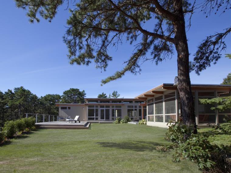 美国Cape Cod现代住宅