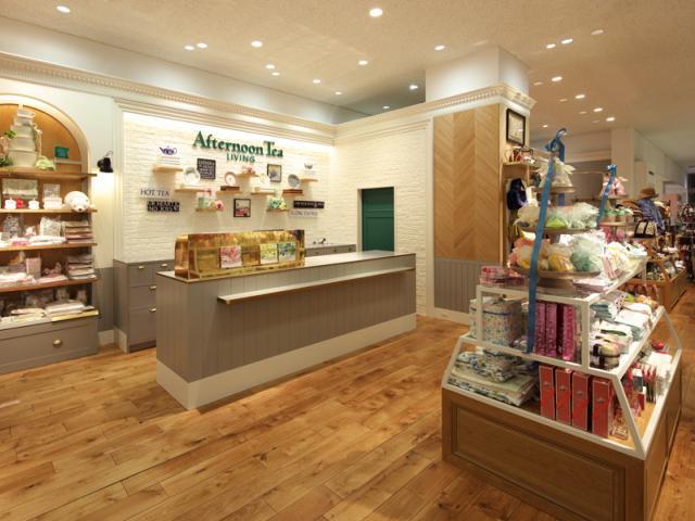 日本Afternoon Tea LIVING店铺