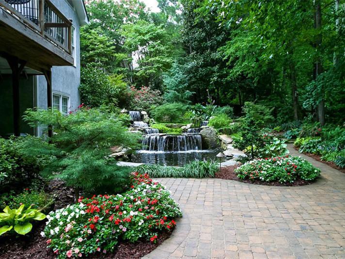 [干货]如何拥有自己的私家园林——庭院景观设计方法_8
