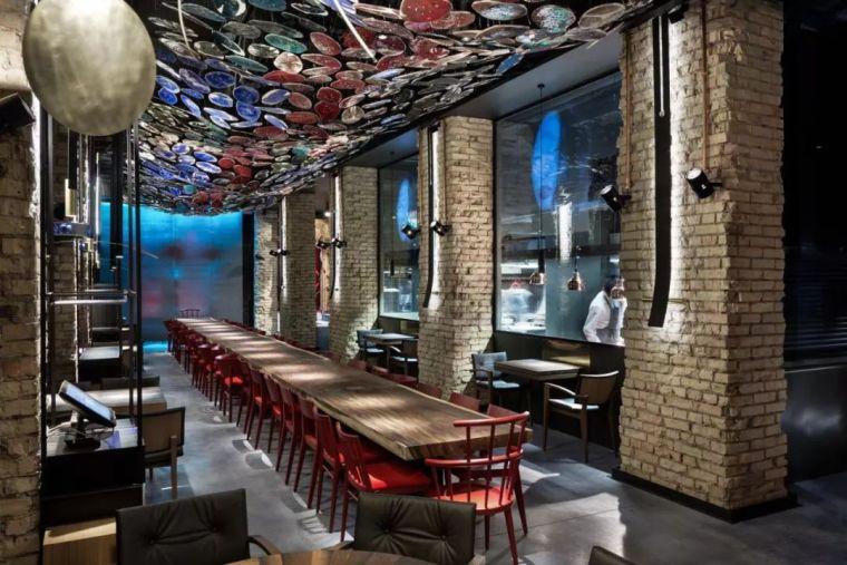 外国人设计的中餐馆竟也这么好看_13