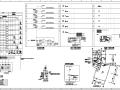 四川某中学双语学校综合楼项目全套电气图纸