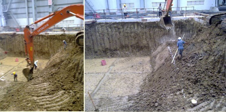 地基与基础工程施工常见质量通病防治培训PPT(124页,图文结合)-基坑土方开挖