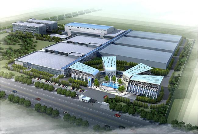 北京高层厂房图纸(强电、弱电、消防)