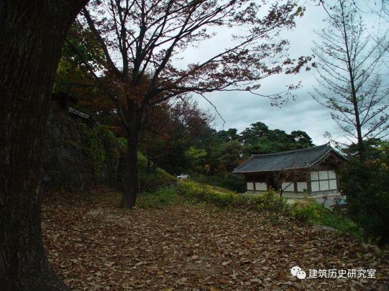 韩国典型的山地佛寺——浮石寺