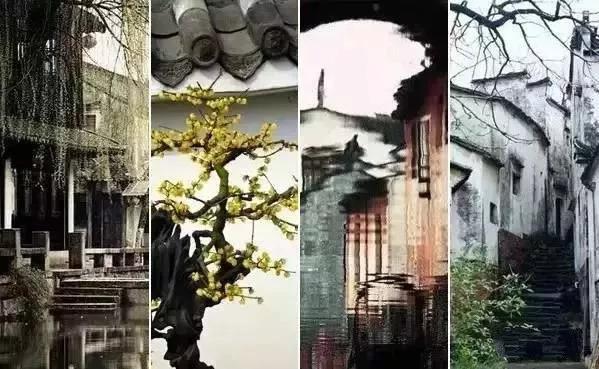 中国建筑四大类别:民居、庙宇、府邸、园林