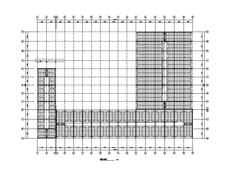 单层门式刚架厂房结构施工图(2014)