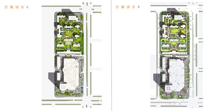 [安徽]综合性科技文化中心概念景观设计方案(多方案)