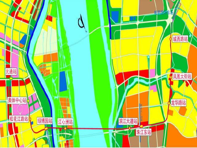 [江苏]3座车站4条盾构区间地铁工程设计图纸近1000张CAD