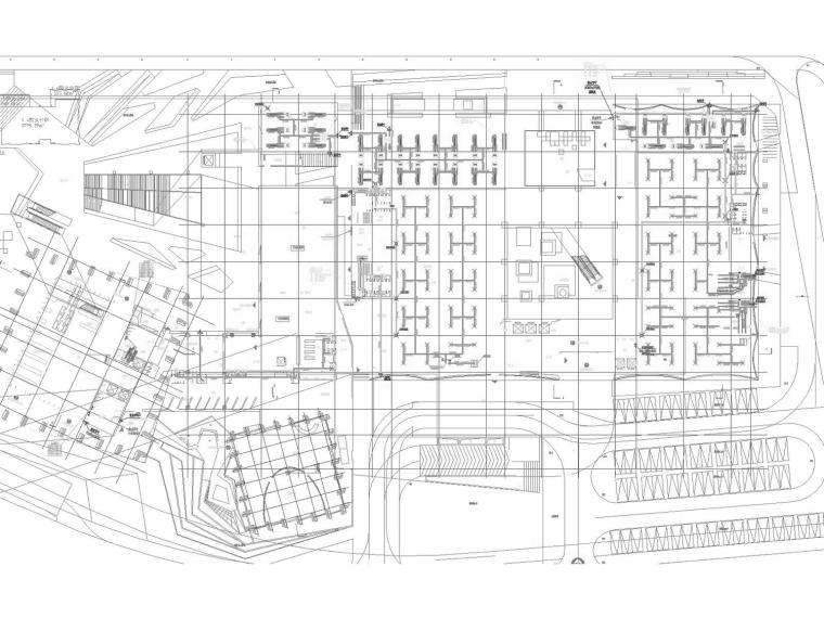 [广东]高层文化综合体空调通风及防排烟系统设计施工图