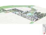[河北]多元滨水空间景观带及中心水景区域规划设计方案