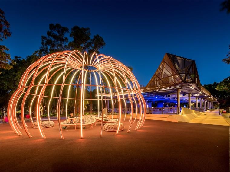 澳大利亚Flowstate城市公共空间