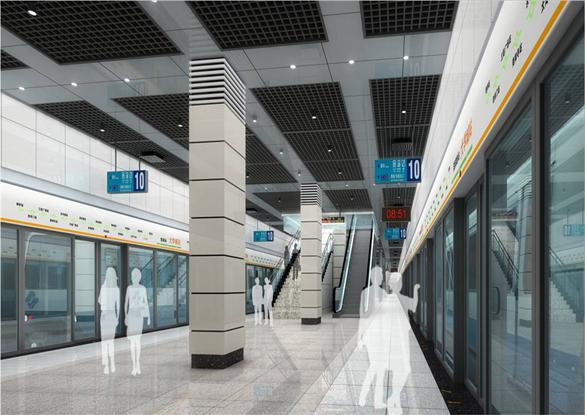 深圳地铁11号线BIM技术在机电安装工程中的应用