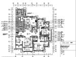 【河北】简约欧式9号楼设计样板房设计施工图(附效果图)