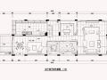[上海]某欧式风格别墅住宅效果图及施工图