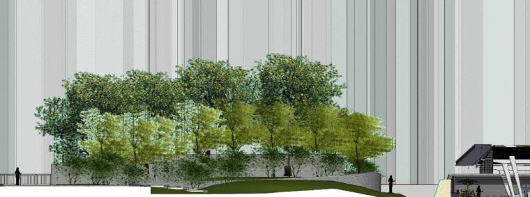 [江西]知名地产南昌青山湖名邸景观设计方案(PPT+218页)-立面图