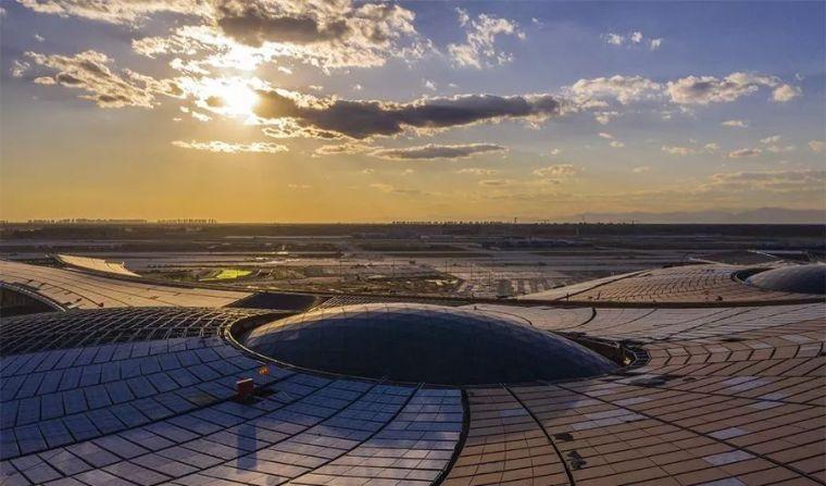 北京新机场地下:塞进了五条轨道线相当于一个北京站_15