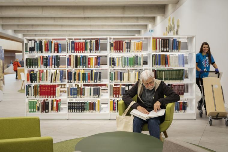 加拿大卡尔加里中央图书馆-12