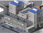 [吉尔吉斯]大型热电站项目BIM设计应用