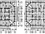 超高层框筒一伸臂结构受力和变形性能探讨