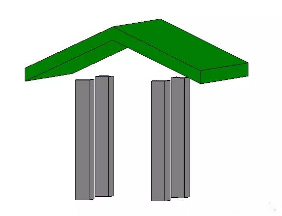 如何解决Revit中柱子不能正确附着到屋面的问题