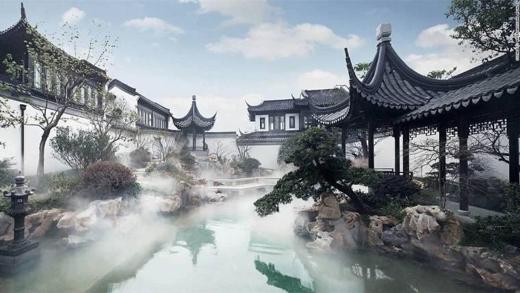 中式庭院与西式庭院---更喜欢哪一款?