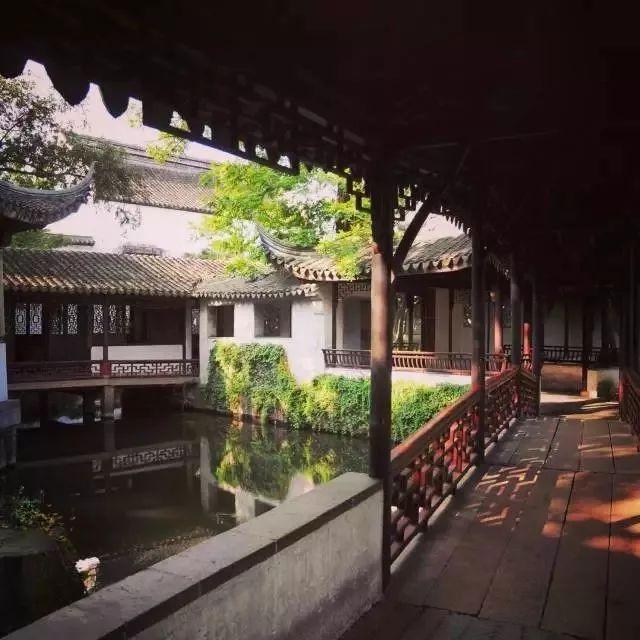 有一种建筑,叫中国古园林建筑系列之苏派园林建筑_7