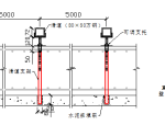 大面积钢筋混凝土地面施工工法
