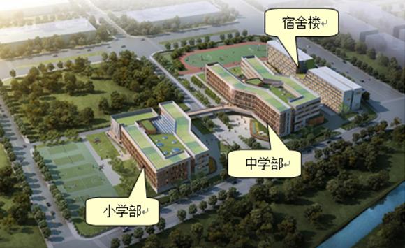 上海托马斯实验学校BIM技术应用