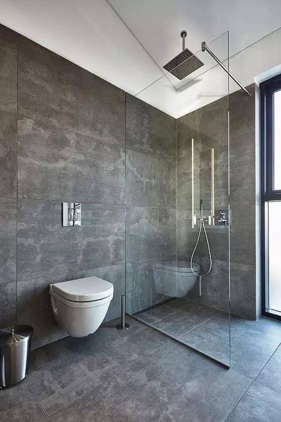 [装修知识]洗澡后卫生间总是湿漉漉的?原来是装修前忘记这个!_4