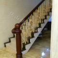 603定制铝艺楼梯护栏镂空 雕花