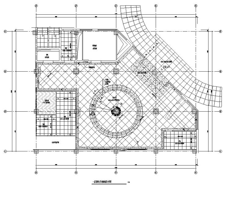 某大型医院门诊、急诊楼室内装修设计施工图(88张)_1