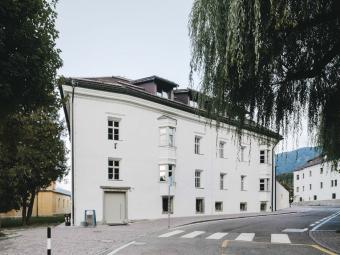 意大利CasaRagen庄园内的音乐学院扩建