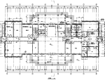 某欧式办公楼CAD施工图