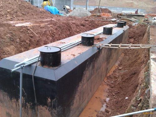 [安徽]阜阳口孜东矿水处理站施工组织设计