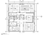 [四川]和沁百家丽咖啡厅设计施工图(附效果图)