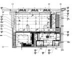 3套华润大涌西塔T3公寓样板间设计施工图(附效果图+物料表)