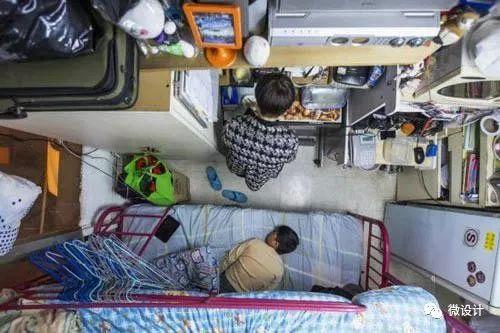 为了香港穷人不再蜗居,他们用水泥管做成了公寓_4
