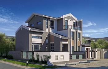 房地产项目报建流程图(共8页)