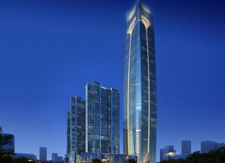 环球金融中心项目施工总承包工程质量创优策划