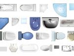 室内设计常用PSD彩色平面图块—花卉电器、卫浴洁具PSD图块