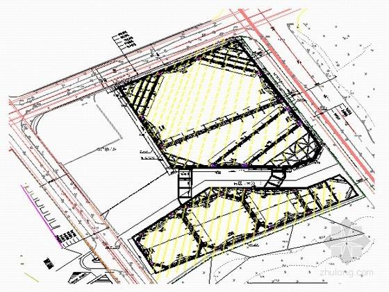 [上海]围护桩加支撑体系深基坑支护施工方案(论证PPT)