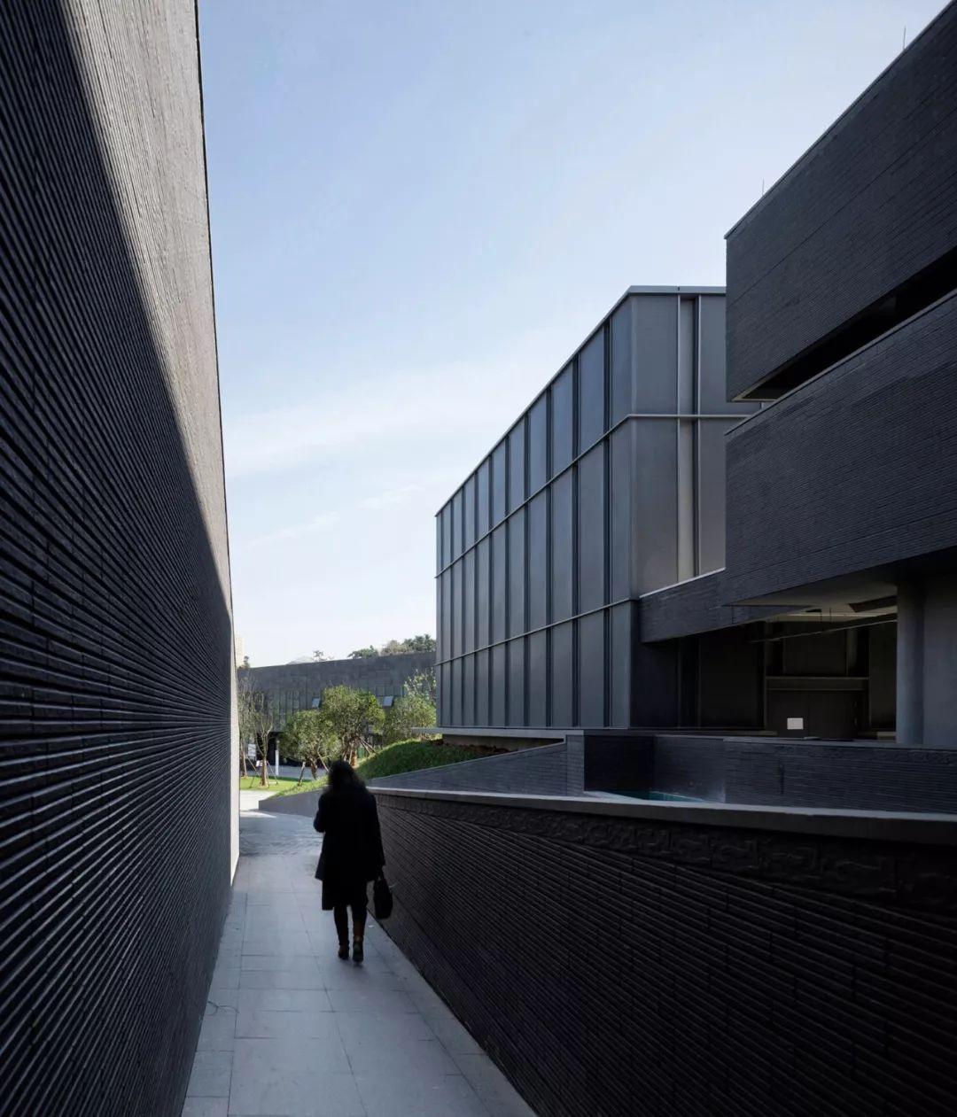 "gad作品|一场有关""场所""的建筑探索——浙江音乐学院音乐系群_23"